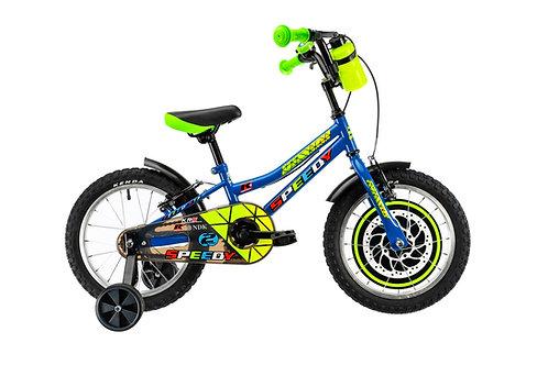 Ποδήλατο DHS Speedy 1603 Blue