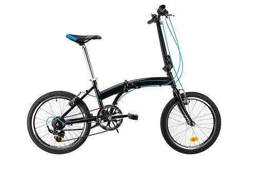 Ποδήλατο αναδιπλούμενο DHS 2095 Folding Black