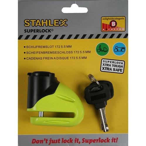 Κλειδαριά δισκόφρενου STAHLEX Disc brake lock 172 5.5 mm
