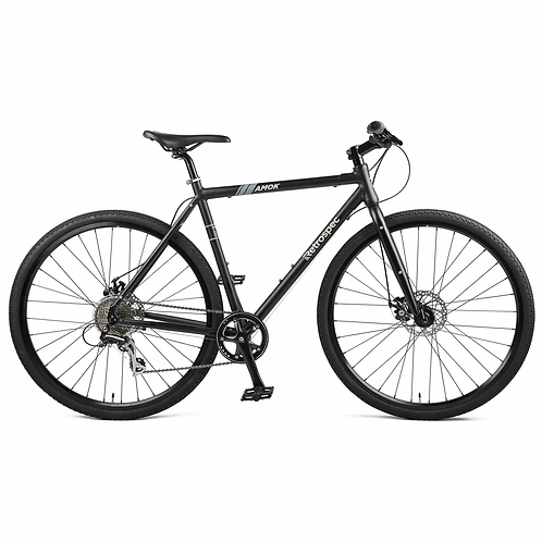 Retrospec Amok V3 8-Speed UrbanGravel Bike