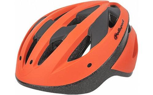 Κράνος Polisport SportRide MTB - Large (58-62cm) - Orange Fluor / Matt black