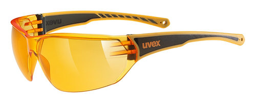 Γυαλιά ηλίου Uvex sportstyle 204 orange / orange