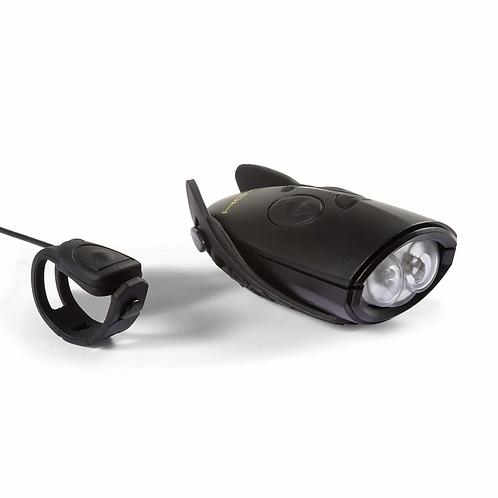 Κόρνα με φωτάκι Mini HORNIT - Black