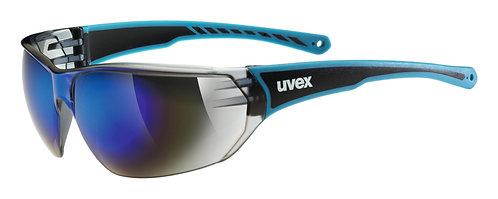 Γυαλιά ηλίου Uvex sportstyle 204 blue / mirror blue