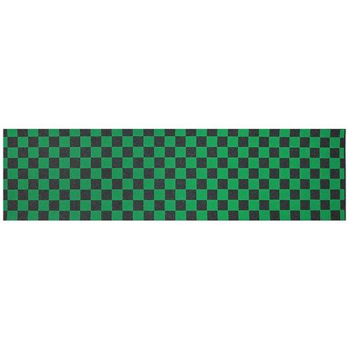 Black Diamond Checkered Green Griptape 9'