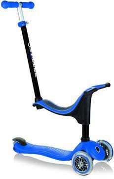Πατίνι Globber Scooter Go-Up Sporty Navy Blue (451-100-3)