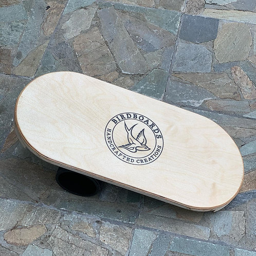 BirdBoards custom balanceboards
