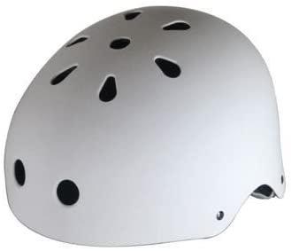 Κράνος Krown Skateboard / BMX - Άσπρο - Medium