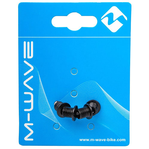 M-Wave PD Chain Ring Bolts 4 Units