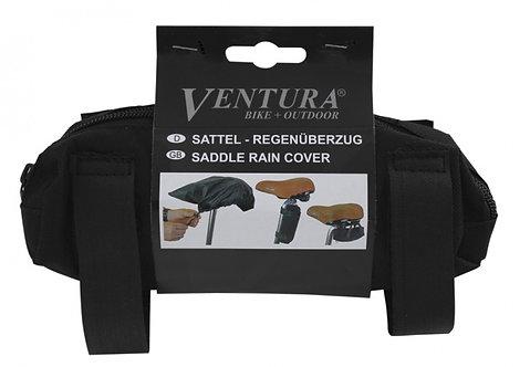 Κάλυμμα σέλας ποδηλάτου, αδιάβροχο, Ventura, Μαύρο
