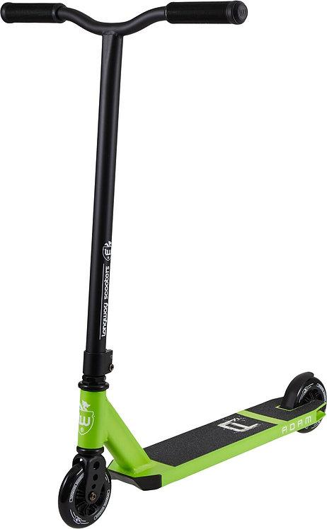 Longway Adam 110mm Stunt Scooter Green