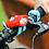 Thumbnail: Mini HORNIT - Red / Blue