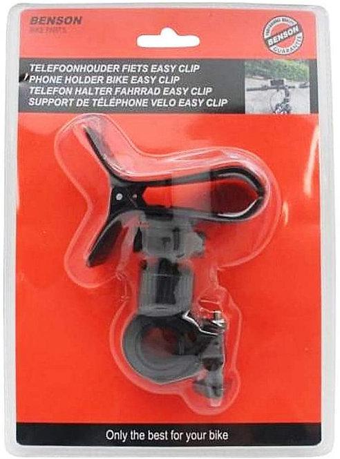 Βάση κινητού τηλεφώνου για ποδήλατο με κλιπ Benson Easyclip