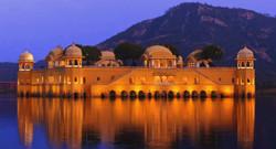 Дворец на воде – Джал-Махал