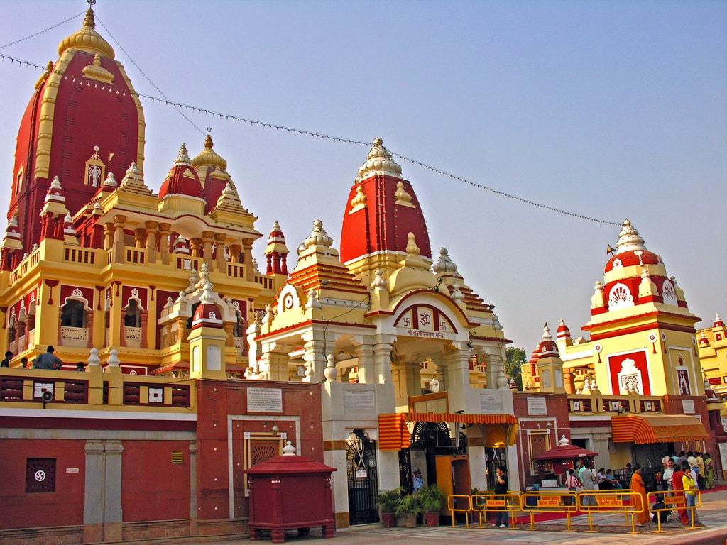 Храм Лакшми Нраяны (Храм Бирлы)
