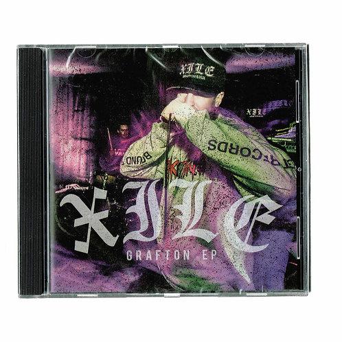 """XILE """"Grafton EP"""" CD"""