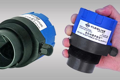 Sensores de nivel Flow Line UG03