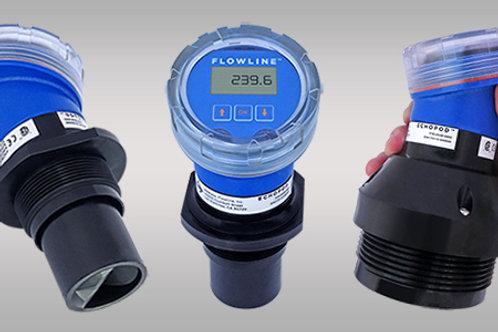 Sensores de nivel Flow Line UG06- UG12