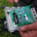 Mantenimiento y reparación de estaciones metorológicas MET Ingeniería