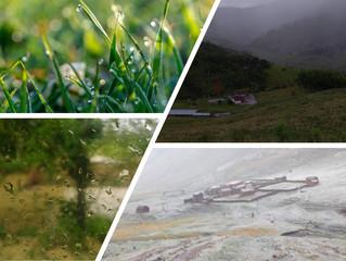 Clasificación de las precipitaciones