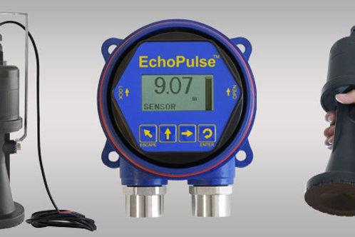 Sensores de nivel Flow Line LR30