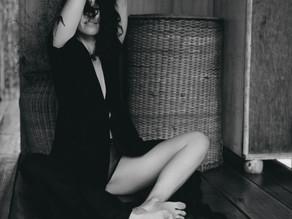 at home with Juliet Allen - sexologist.