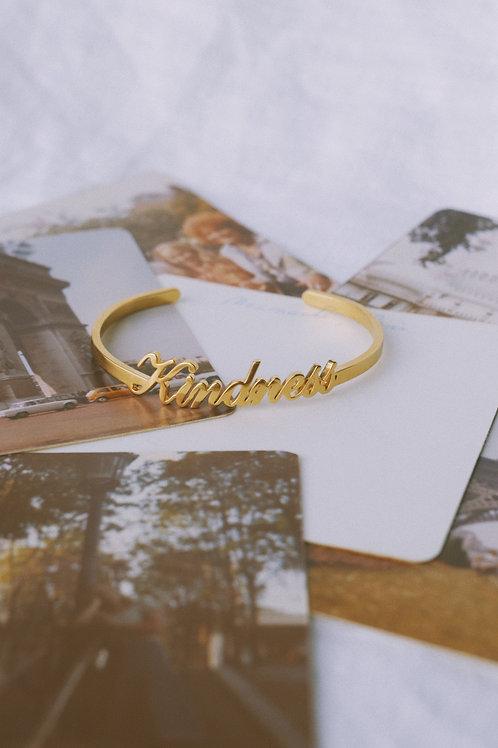 Kindness Cuff Bracelet