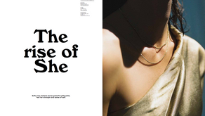 Feature : Paradiso Magazine.