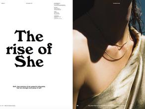 Feature : Paradiso Magazine.