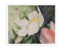 29) Magnolia Blooms