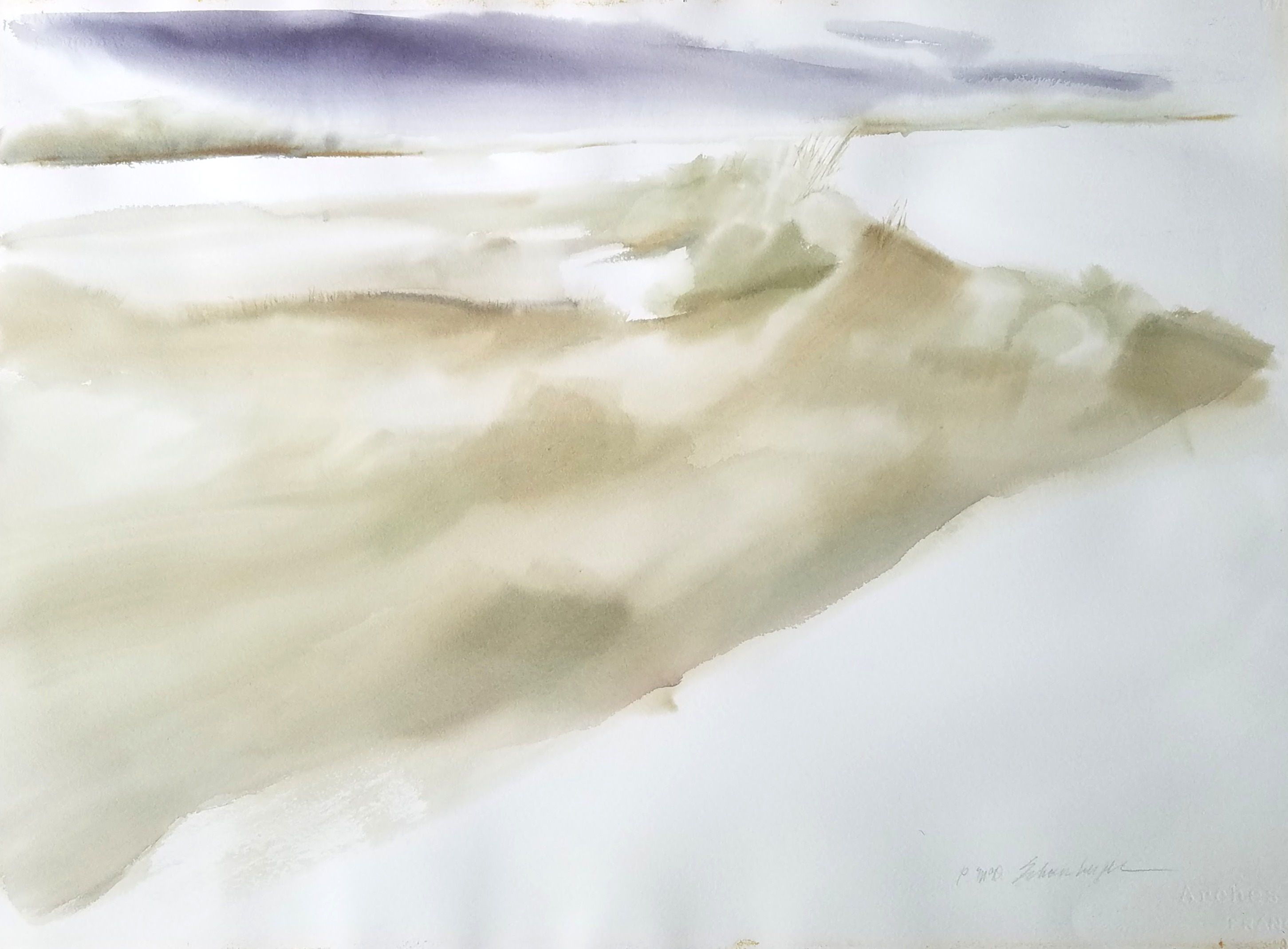 8) Dawn on the Dunes