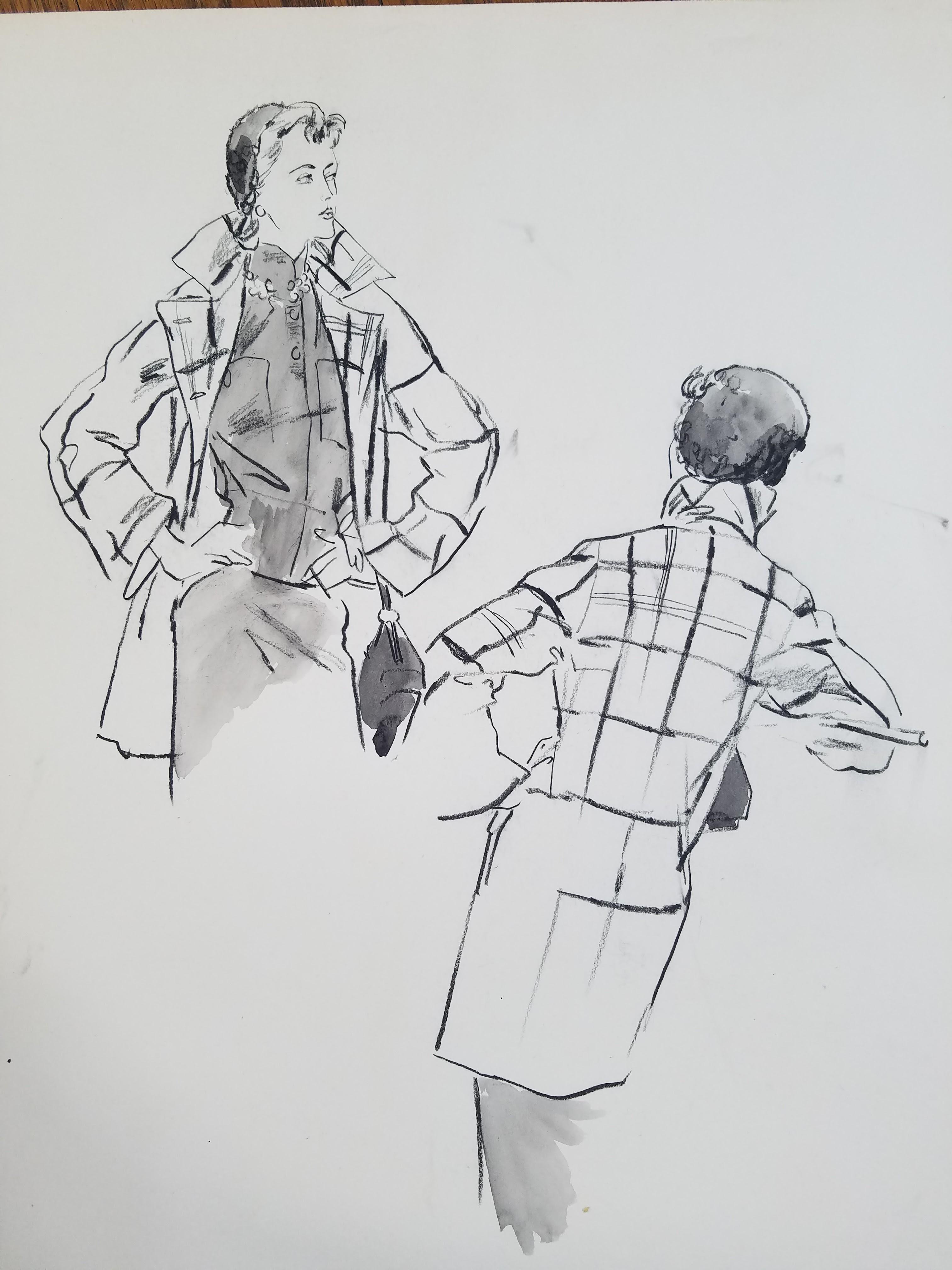 The Plaid Jacket