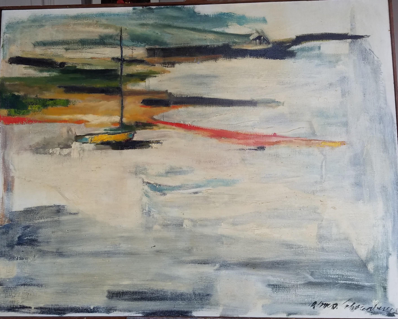 39) Sail Boat