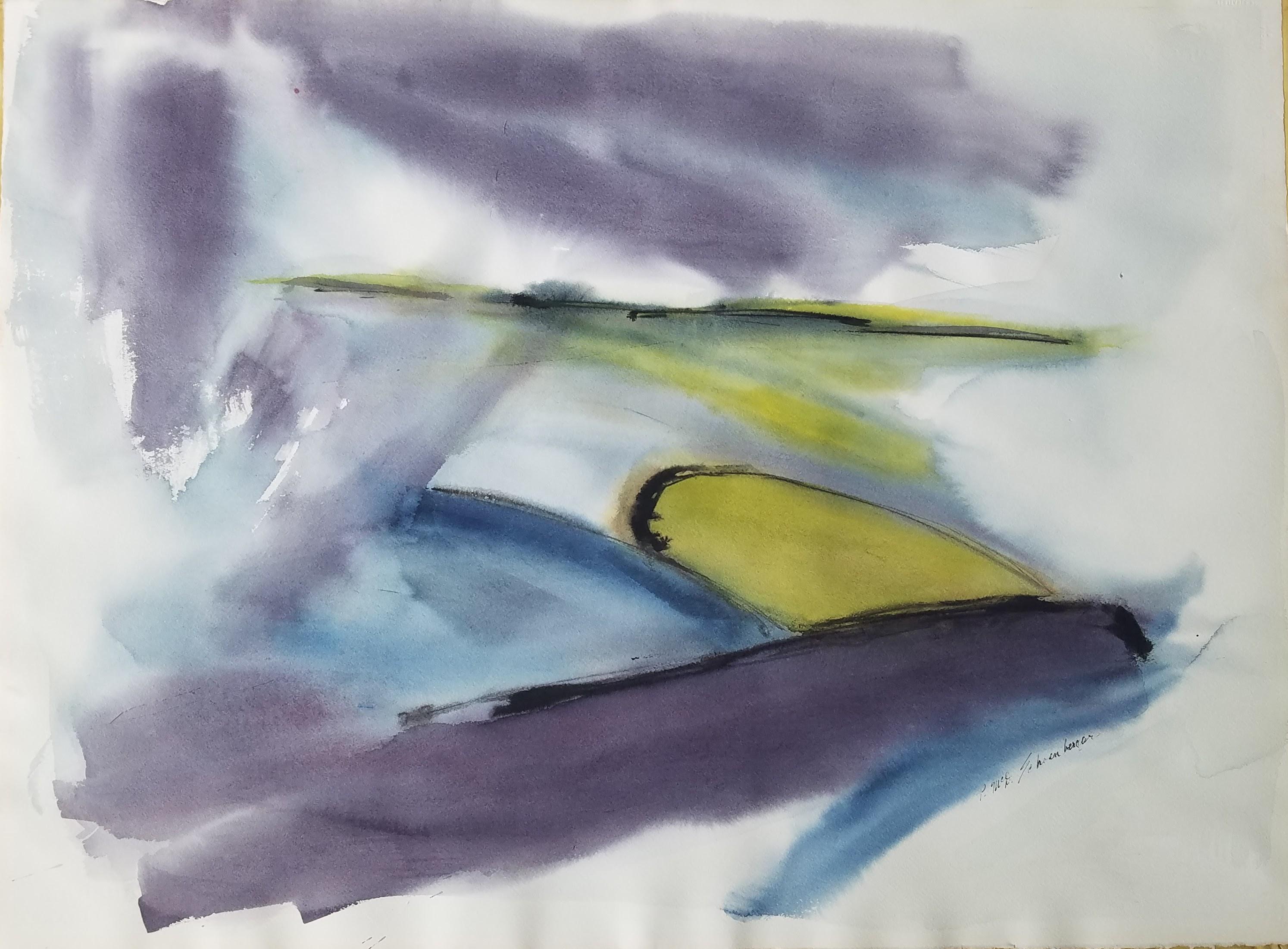 50) Coastal Violet Haze