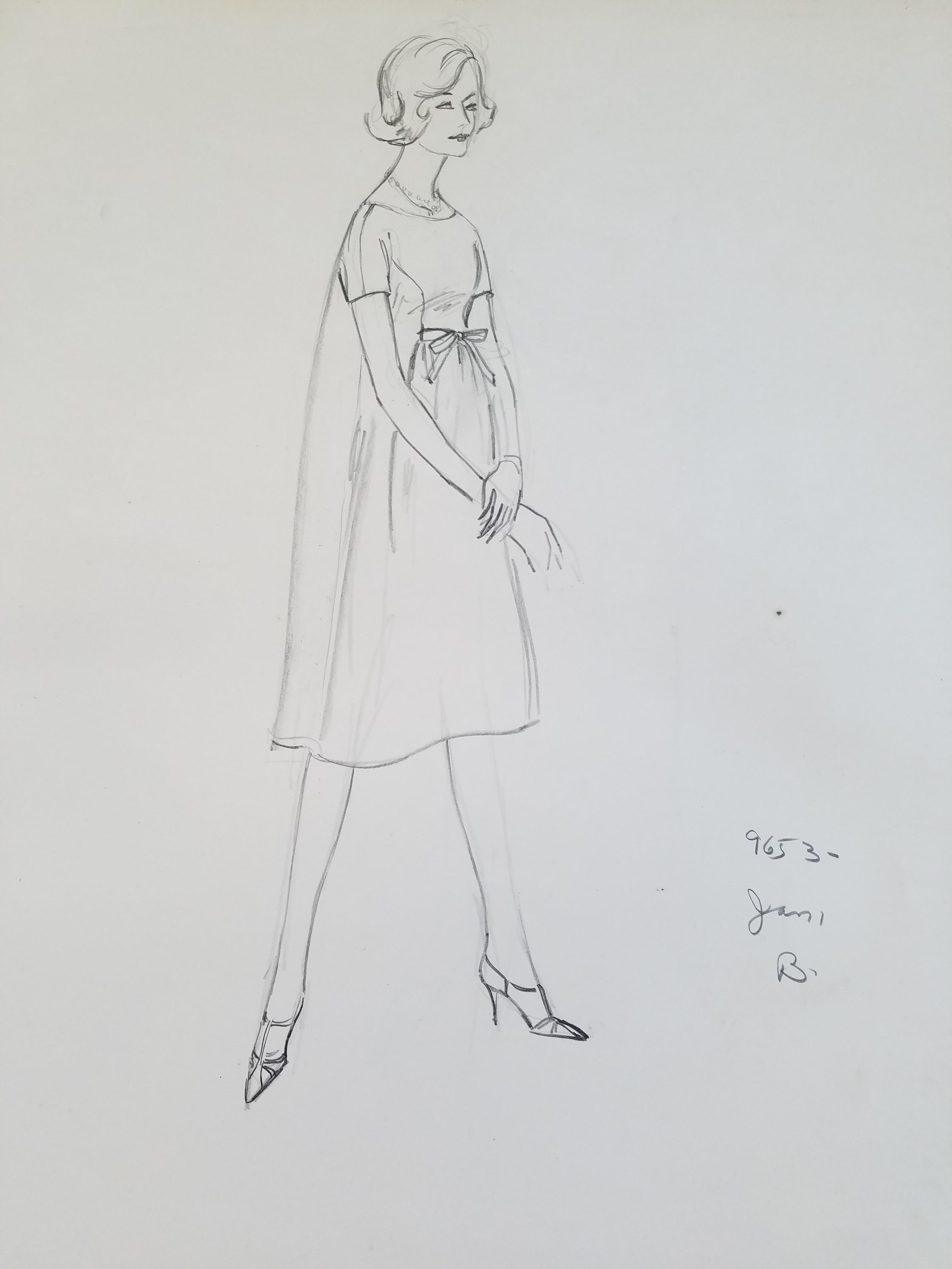 Princess waist