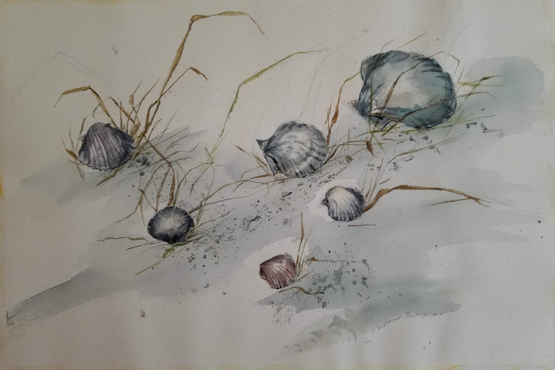 Sea Grass Scallops