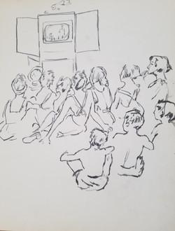 Family Night c. 1960