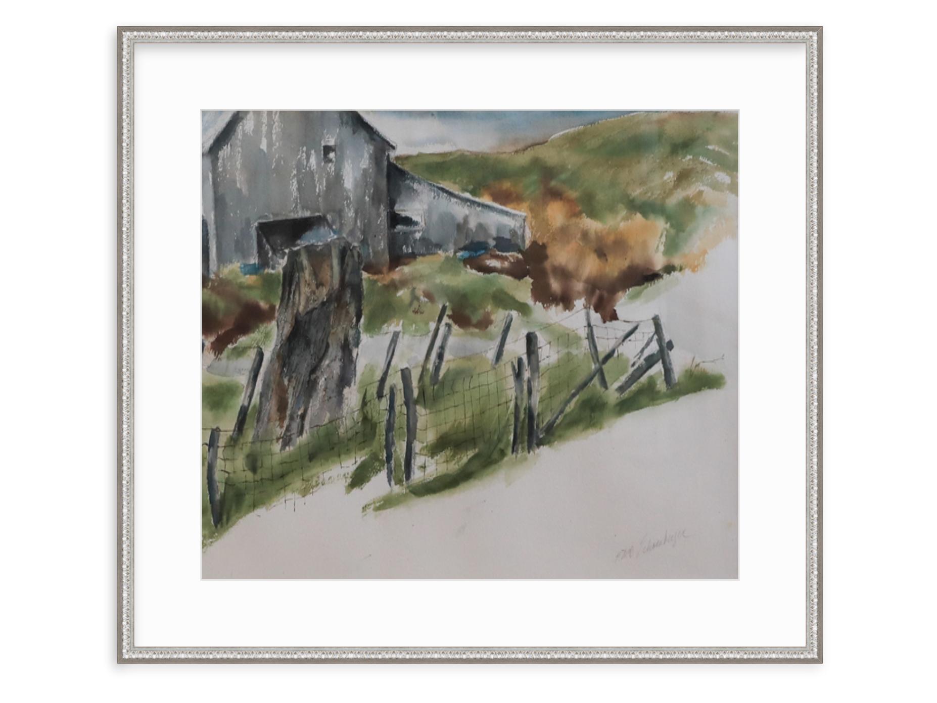25) The Barn