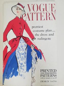 Dress and Redingote