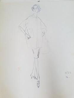 Short Coat with pockets