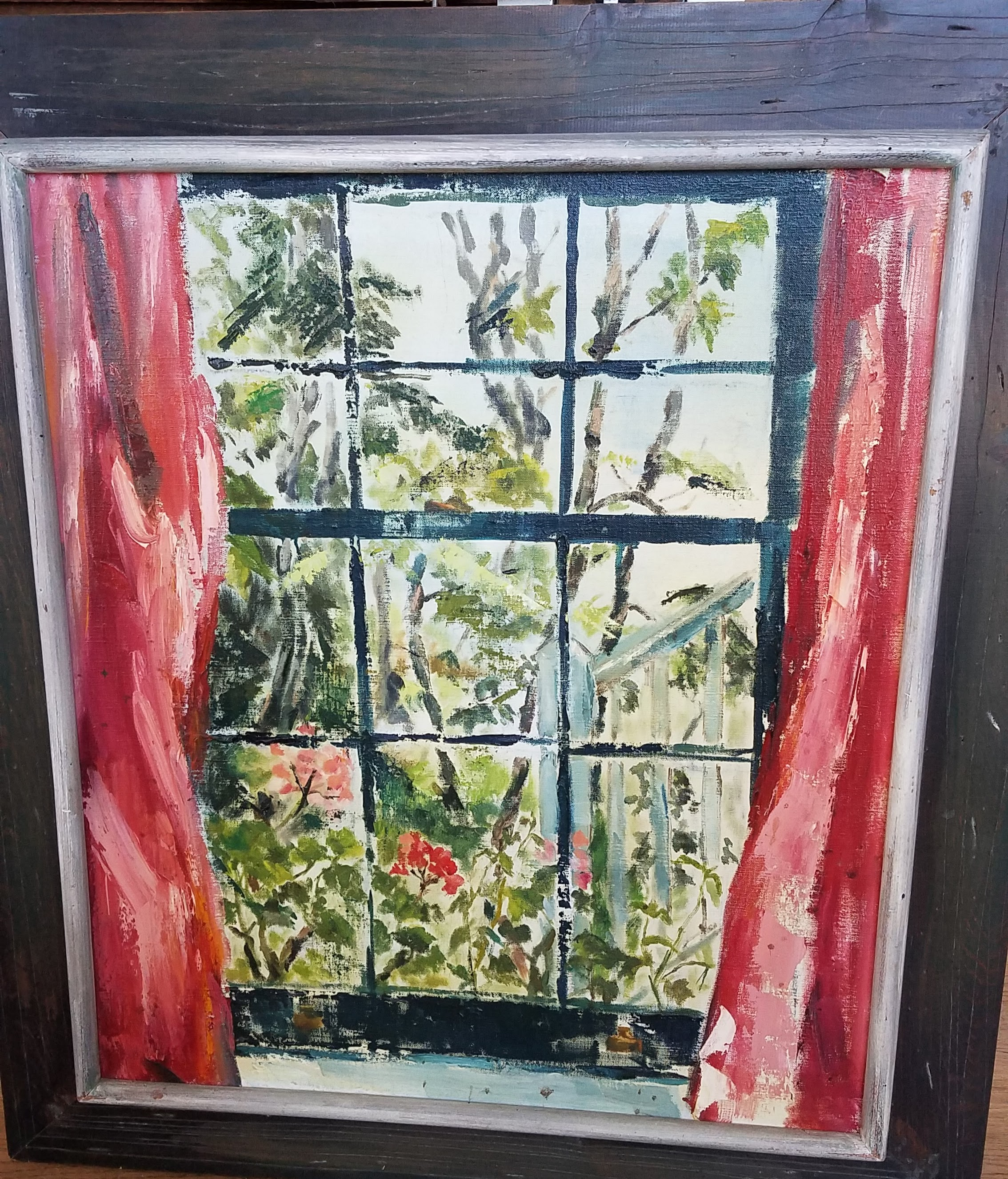 46) Window View