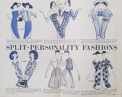 Split Personality Fashion