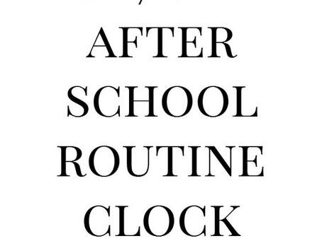Βοηθήστε το παιδί σας να οργανώσει τον χρόνο του!