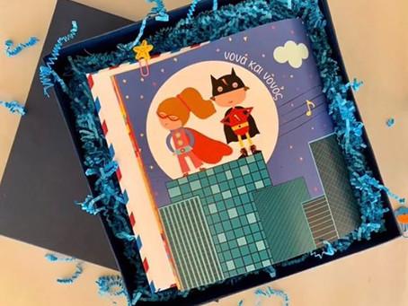 Έχεις Γράμμα - Πώς φτιάχνεται το πιο συναισθηματικό προσωποποιημένο μας βιβλίο !