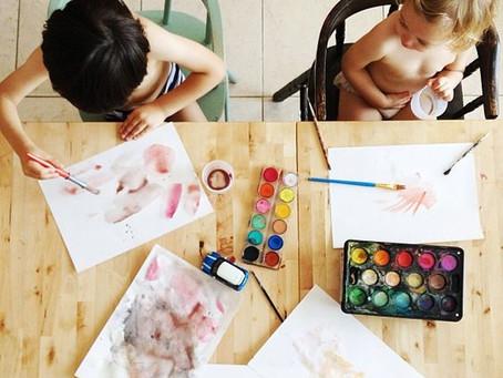 Τα παιδιά μας λένε τι τους αρέσει να κάνουν το καλοκαίρι...Όταν δεν μπορούν να πάνε διακοπές!