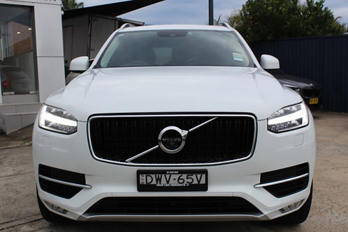 2018 Volvo XC90 256 MY18 D5 Momentum (AWD)  8 Speed Automatic Geartronic Wagon