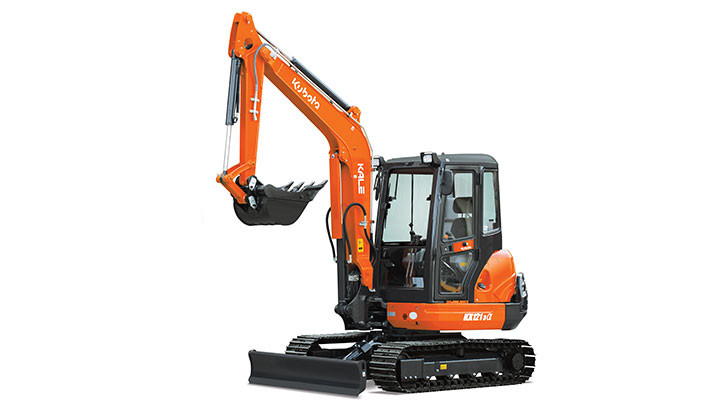 Mike's Excavator