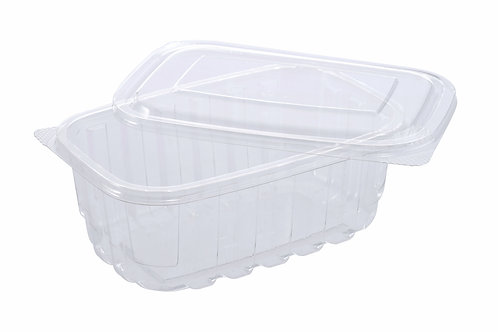 Biodegradable PET 1000 ml Food Container