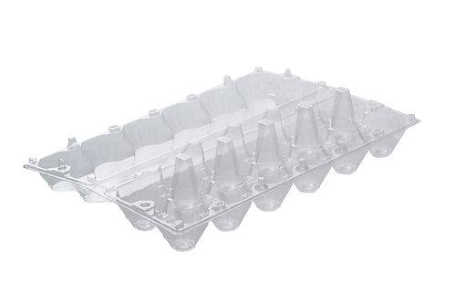 Biodegradable PET Egg carton