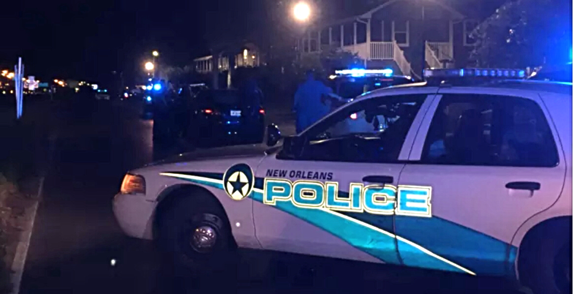 A gunman killed a New Orleans police office overnight on Friday morning in eastern New Orleans. The officer was patrolling the area of Tower Lane and Lake ...